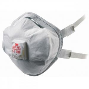 3M 8835 FFP3 R D részecskeszűrő maszk