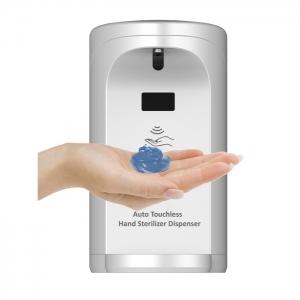 Automata, szenzoros folyékony SPRAY szappan és kézfertőtlenítő adagoló állvánnyal 1500ml